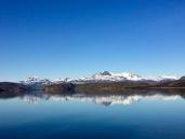 Montañas cerca de Los Cuernos, Chile 2015