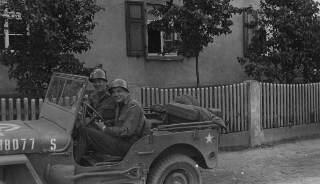 germany july 1945